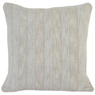 Vedika Wickline Throw Pillow Color: Natural