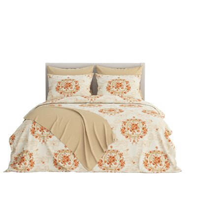 Walburg Sheet Set Size: Twin