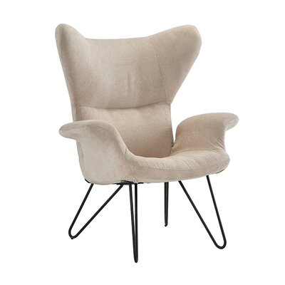 Delmont Armchair Upholstery: Beige