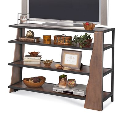 Runion Live Edge Industrial TV Stand