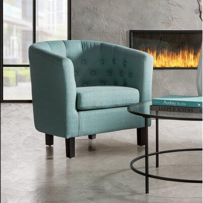 Ziaa Chesterfield Chair Upholstery: Laguna