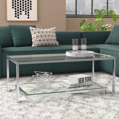Blair Coffee Table Size: 19.6 H x 41.3 W x 15.7 D