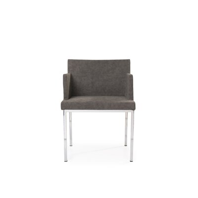 Liauw ArmChair Upholstery: White
