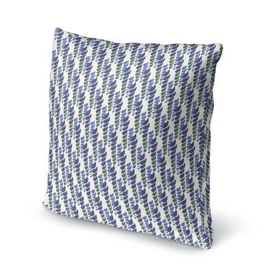 Jaeden Cyclone Throw Pillow Size: 18 x 18