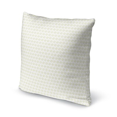 Wantaugh Daisy Throw Pillow Size: 16 x 16