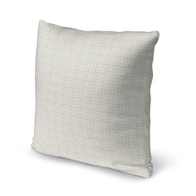 Mikado Abstract Beholden Throw Pillow Size: 18