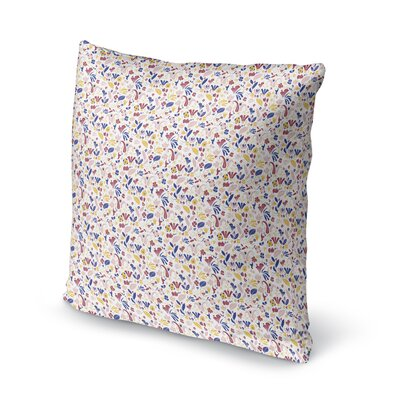 Denney Natures Gems Throw Pillow Size: 16 x 16