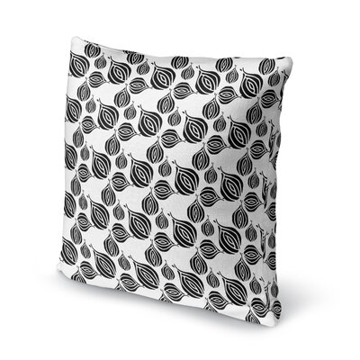 Deatherage Global Onion Neutral Throw Pillow Size: 18 x 18