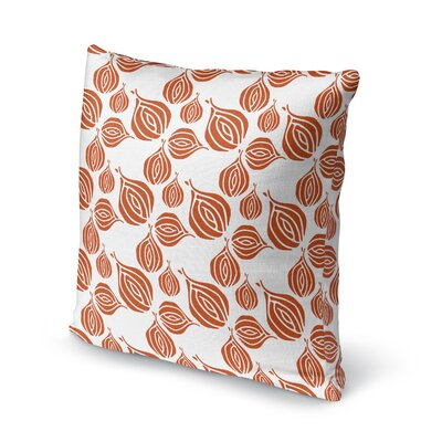 Deason Global Onion Bright Throw Pillow Size: 16 x 16