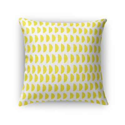 Bean Halfmoon Global Throw Pillow Size: 24 x 24