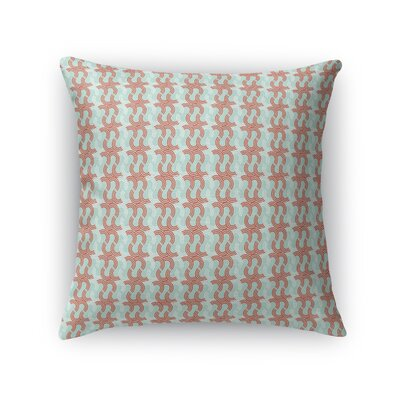 Mcanulty Throw Pillow Size: 18