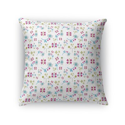 Bradgate Throw Pillow Size: 18 x 18