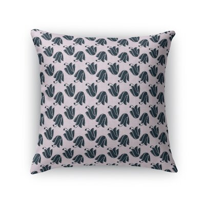 Jane Street Lilac Dreams Throw Pillow Size: 24 x 24