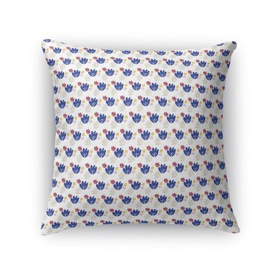 Mcanulty Throw Pillow Size: 24