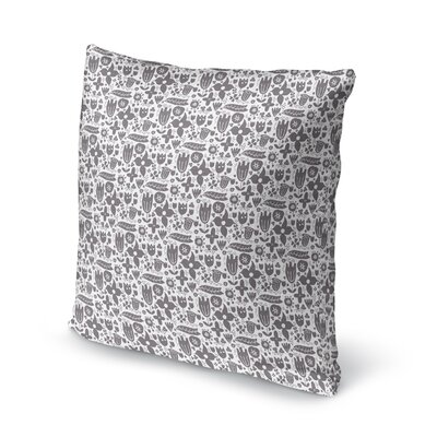 Glenpool Throw Pillow Size: 24 x 24