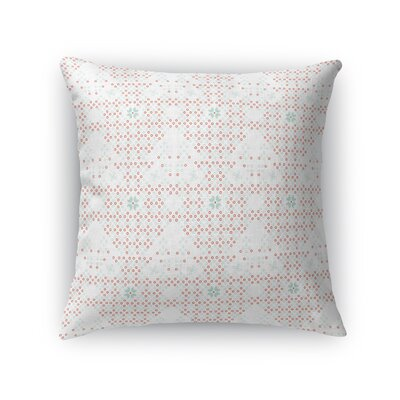 Kating Quilted Throw Pillow Size: 18 x 18