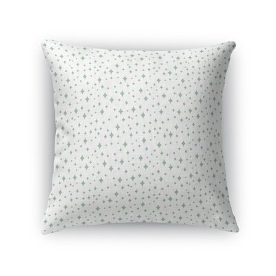 Custis Stars Throw Pillow Size: 16 x 16