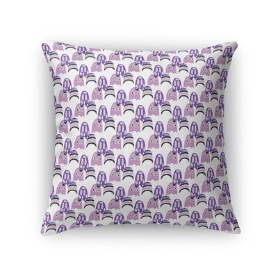 Rowland-Coman Stones and Such Throw Pillow Size: 24 x 24