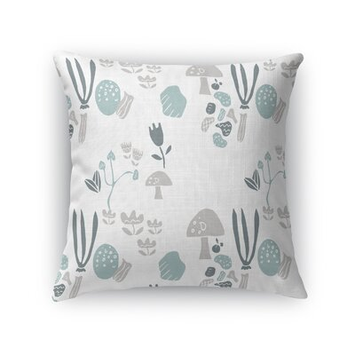 Burwinkel Trail Treasures Throw Pillow Size: 24 x 24