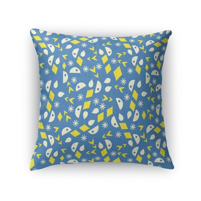 Mcanulty Throw Pillow Size: 16