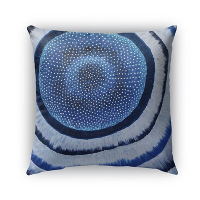 Deans Furry Abstract Indoor/Outdoor Throw Pillow Size: 18 x 18