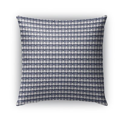Pursel Plants Pattern Indoor/Outdoor Throw Pillow Size: 26 x 26