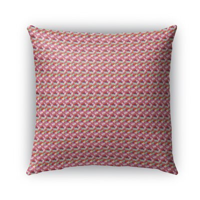 Subedi Clouds Pattern Indoor/Outdoor Throw Pillow Size: 16 x 16