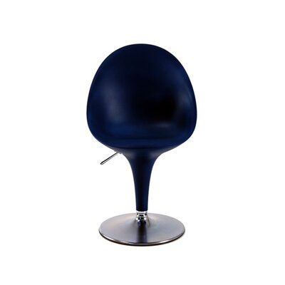 Shehorn Guest Chair Finish: Midnight Blue