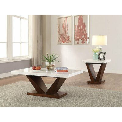 Todd Creek 2 Piece Coffee Table Set