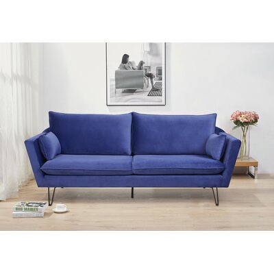 Fagin Sofa Upholstery: Blue