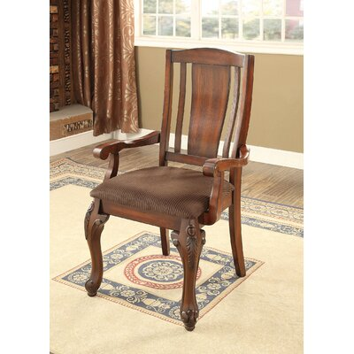 Choe Solid Wood Dining Chair