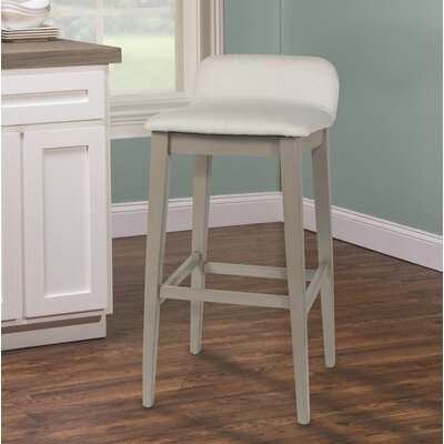 Viviano Counter Bar Stool Size: 35.13 H x 16.5 W x 18.75 D