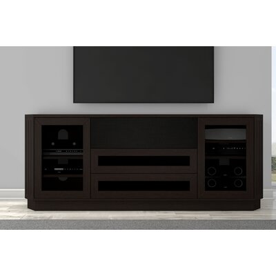 Transitional 78 TV Stand