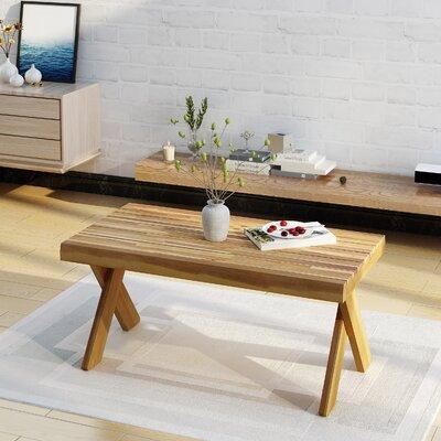 Coffee Table Color: Sandblast Teak
