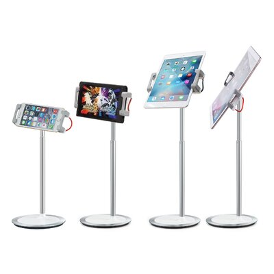 Portable 360� Rotate Mount Universal Tablet and Phone Holder Accessory