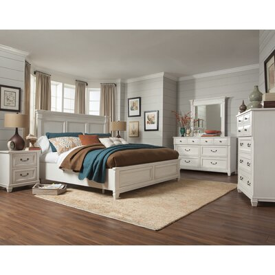 Randolph Panel Bed Size: California King