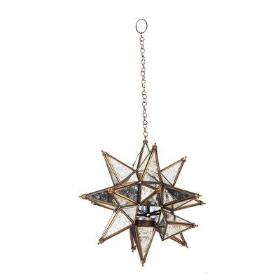 Mcmunn Hanging Star 1-Light Mini Pendent