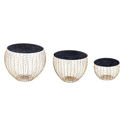 Mcelwain 3 Piece Nesting Tables