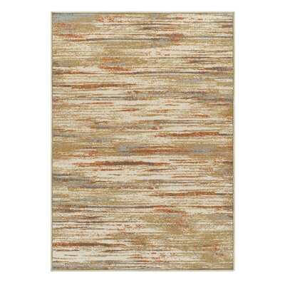 Wirra Rust Area Rug Rug Size: Rectangle 5 x 8