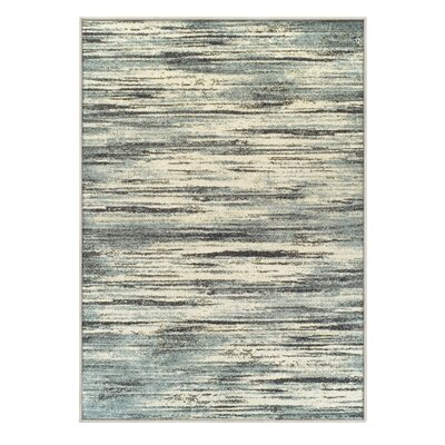 Wirra Blue Area Rug Rug Size: Rectangle 8 x 10
