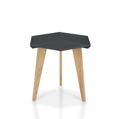 Eteuati End Table Color: Gray