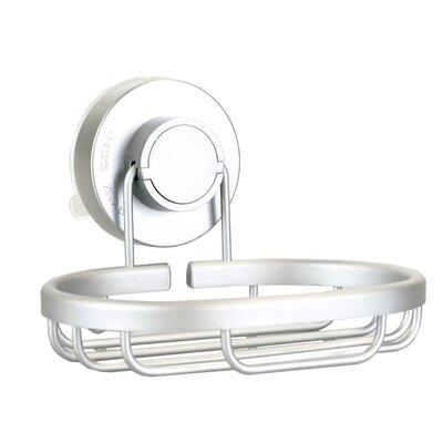 Callicoat Twist N Lock Suction Cup Bathroom Soap Dish 6BD14B01857B4288905D6403CF71E98D