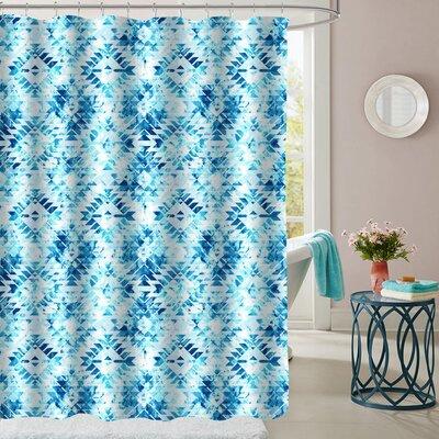 Lendler Polyester Shower Curtain