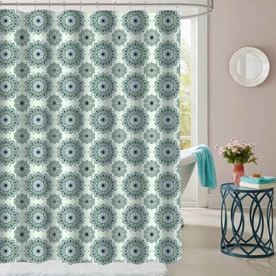 Ordway Polyester Shower Curtain