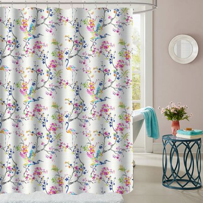 Augustine Polyester Shower Curtain
