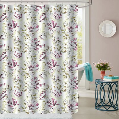 Ahadpour Polyester Shower Curtain