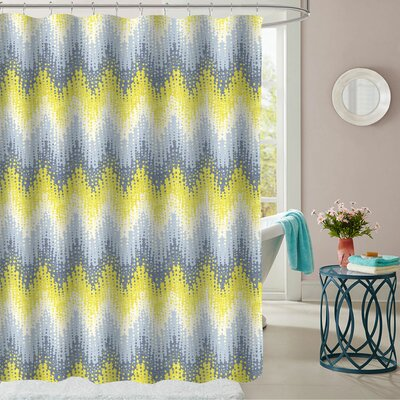 Birus Polyester Shower Curtain