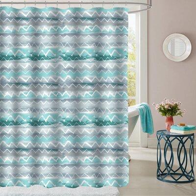 Molewski Polyester Shower Curtain