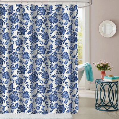 Poulsen Polyester Shower Curtain