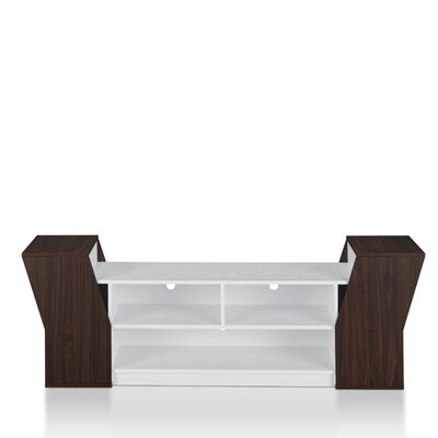 Weidel 71 TV Stand Color: Wenge